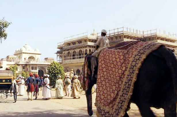 ITV's Beecham House under fire for using captive elephants